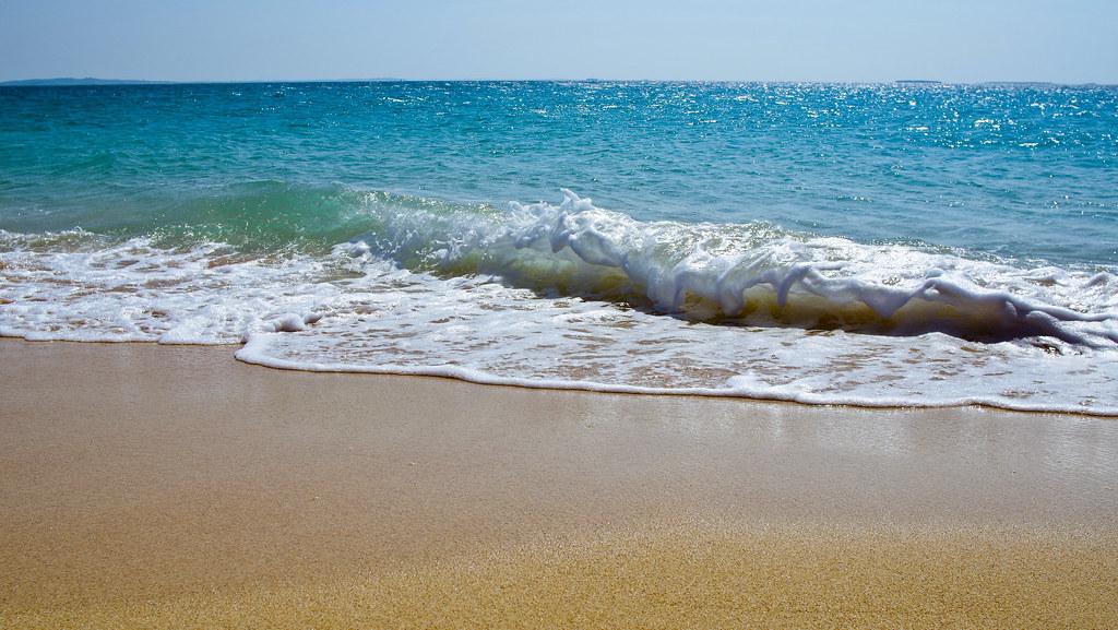 澎湖--抓住夏末的熱!