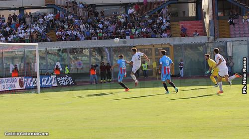 Catania-Cosenza 0-0: Stregati dal tabù silano$