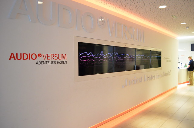 Audioversum in Innsbruck
