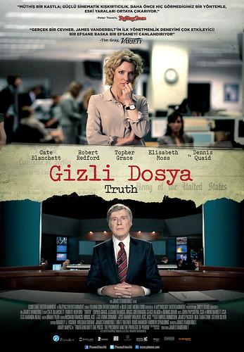 Gizli Dosya - Truth (2015)