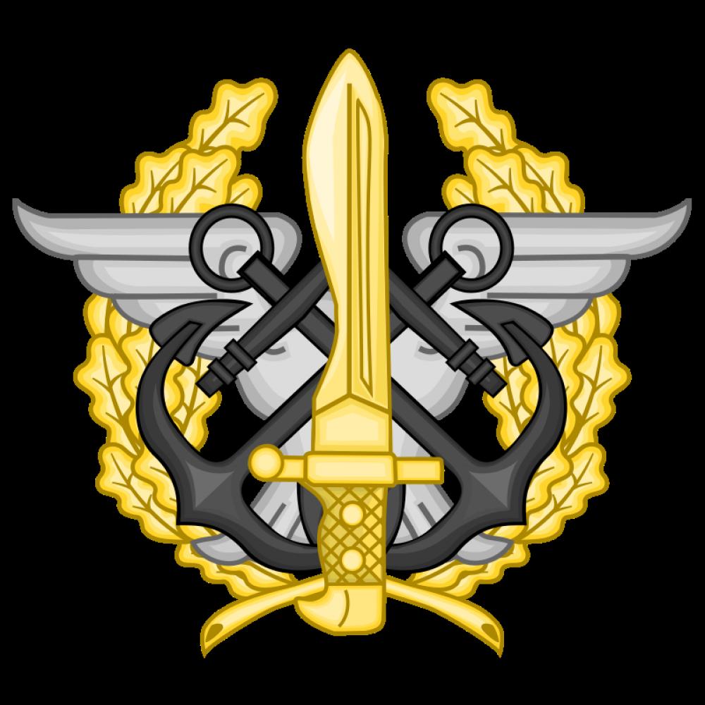 Emblema del Mando Conjunto de Operaciones Especiales (MCOE)