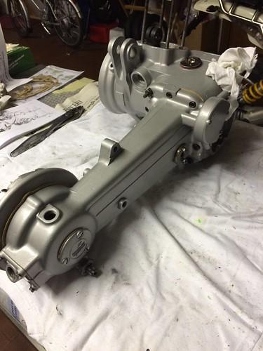 Motore Lambretta 150D