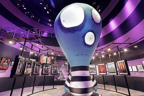 World of Tim Burton Exhibition 03