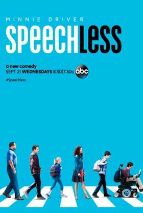 Be žado (1 sezonas) / Speechless (Season 1) (2016)