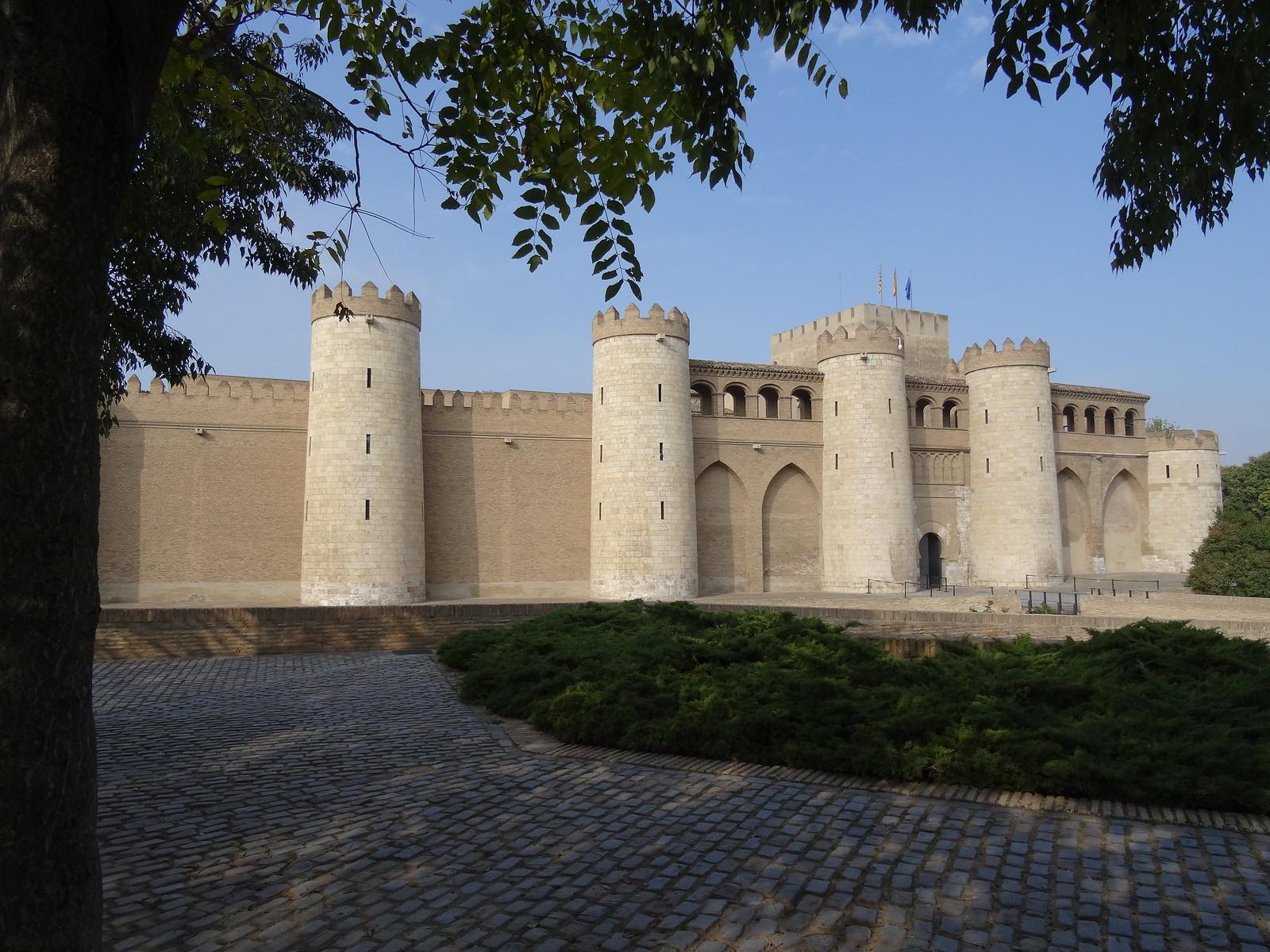Palacio de la Aljafería (Zaragoza)  Unjubilado