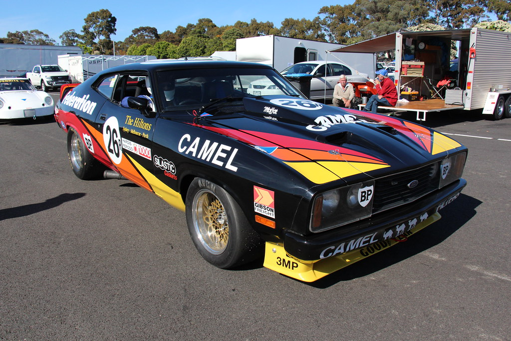 1979 ford xc falcon hardtop race car the xc falcon was. Black Bedroom Furniture Sets. Home Design Ideas