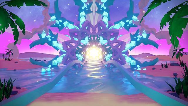 Harmonix Music VR, PS VR