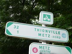 Beginn der ersten Etappe am Mosel Radweg