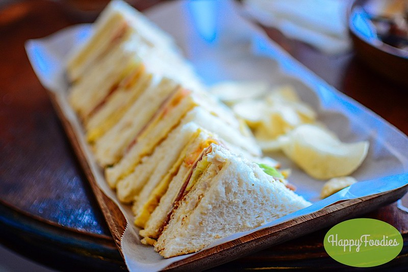 Clubhouse Sandwich (Php 115)