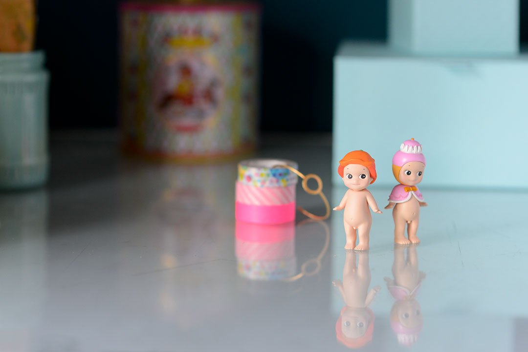 Cute & kitschy: Sonny Angels and washi tapes