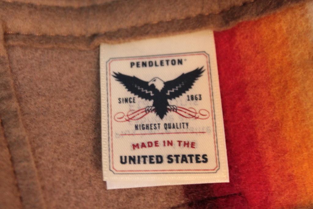 ペンドルトンーPENDLETON チーフジョセフムチャチョランケット