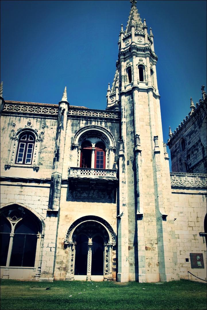 제로니모스 수도원-'리스본 벨렘지구'