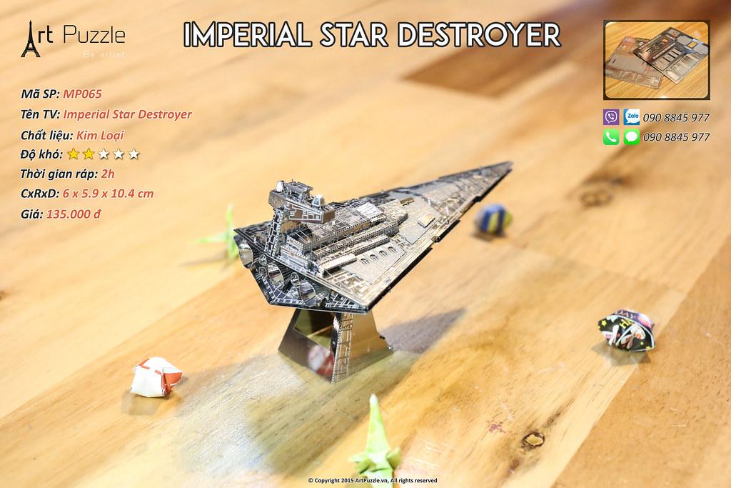 Art Puzzle - Chuyên mô hình kim loại (kiến trúc, tàu, xe tăng...) tinh tế và sắc sảo - 15