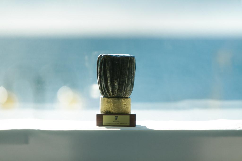 European Young Chef Award 2016, November 14th