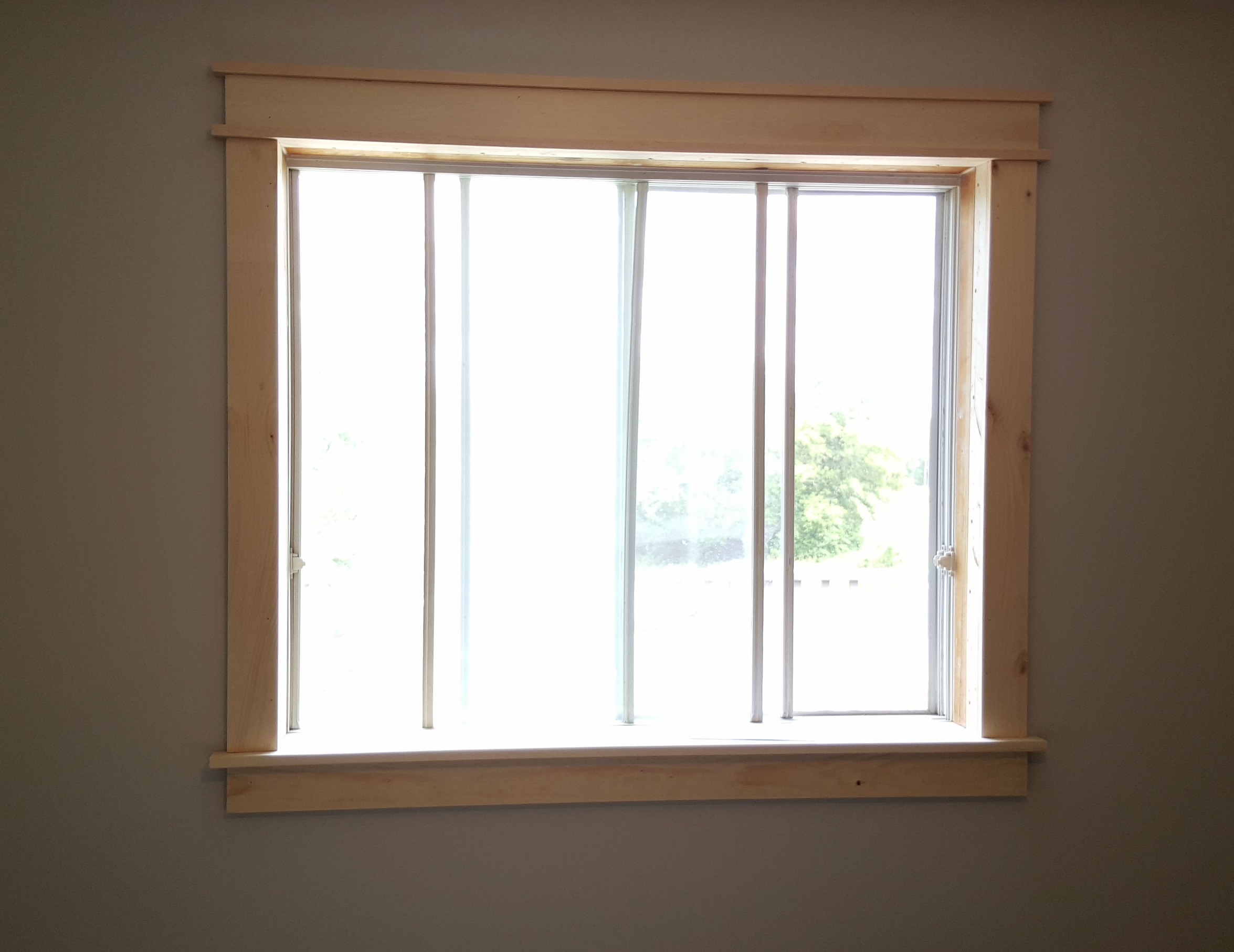 Craftsman window trim styles - Craftsman Style Window Trim