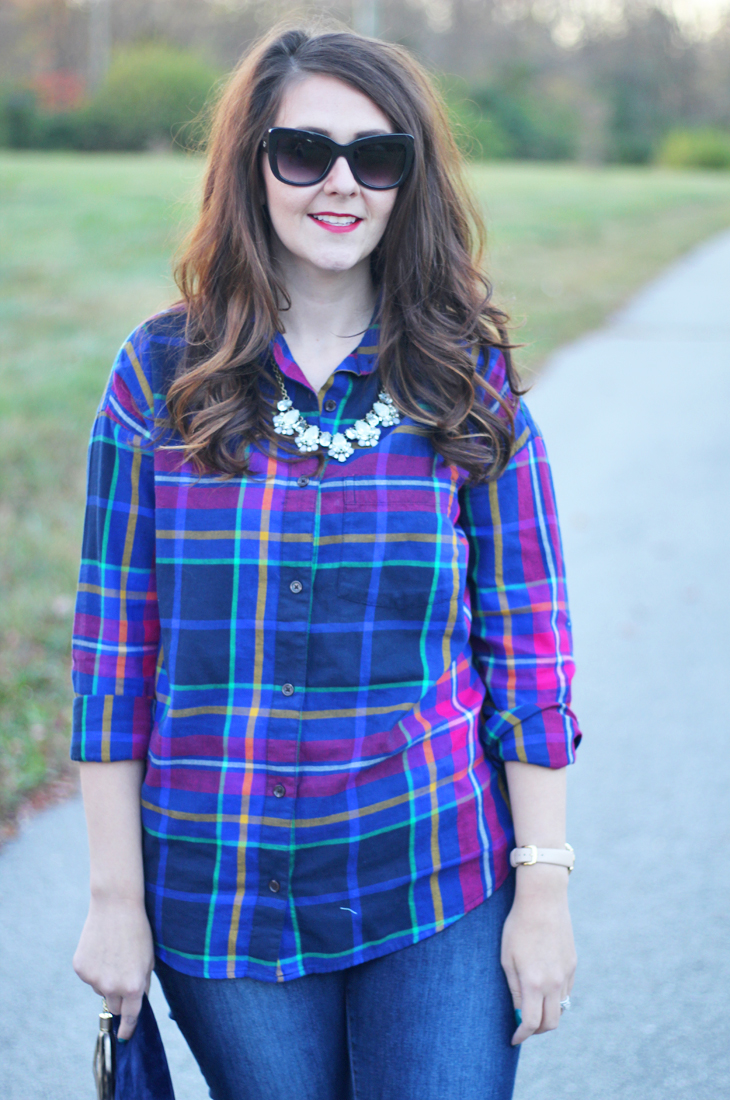 rainbow plaid 5