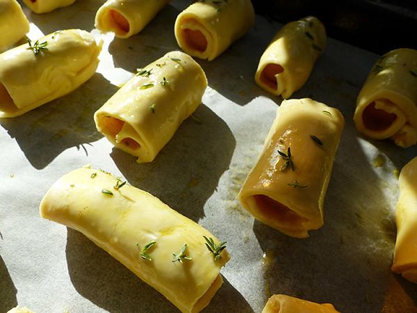 saucisses en pâte 2