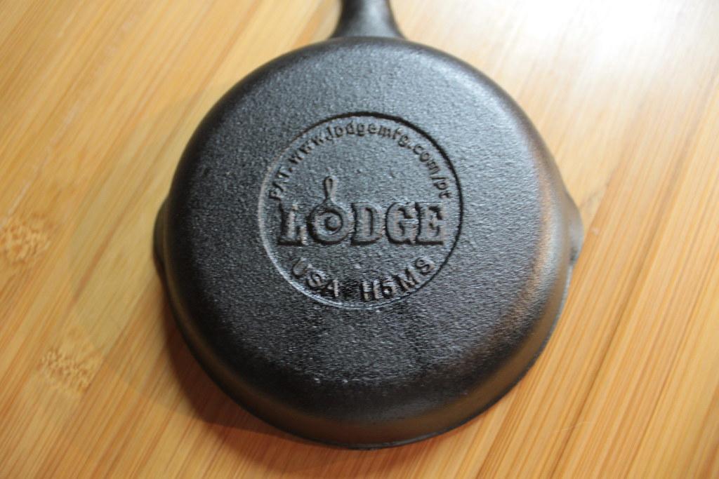 ロッジーLODGE H5M5ミニスキレット5インチ