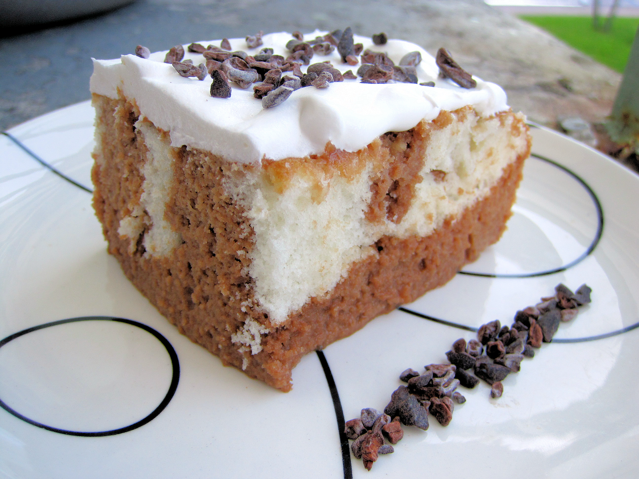 Chocolate Tres Leches Cake | Vélez Delights
