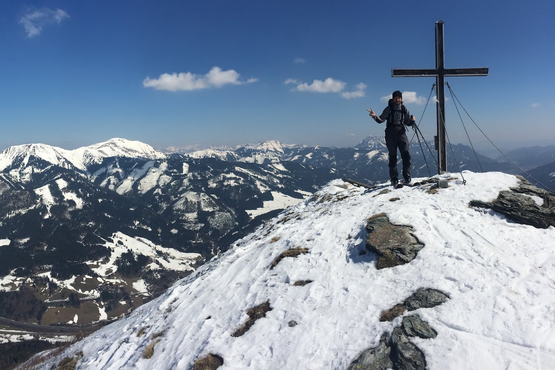 Grosser Schober Gipfelfoto