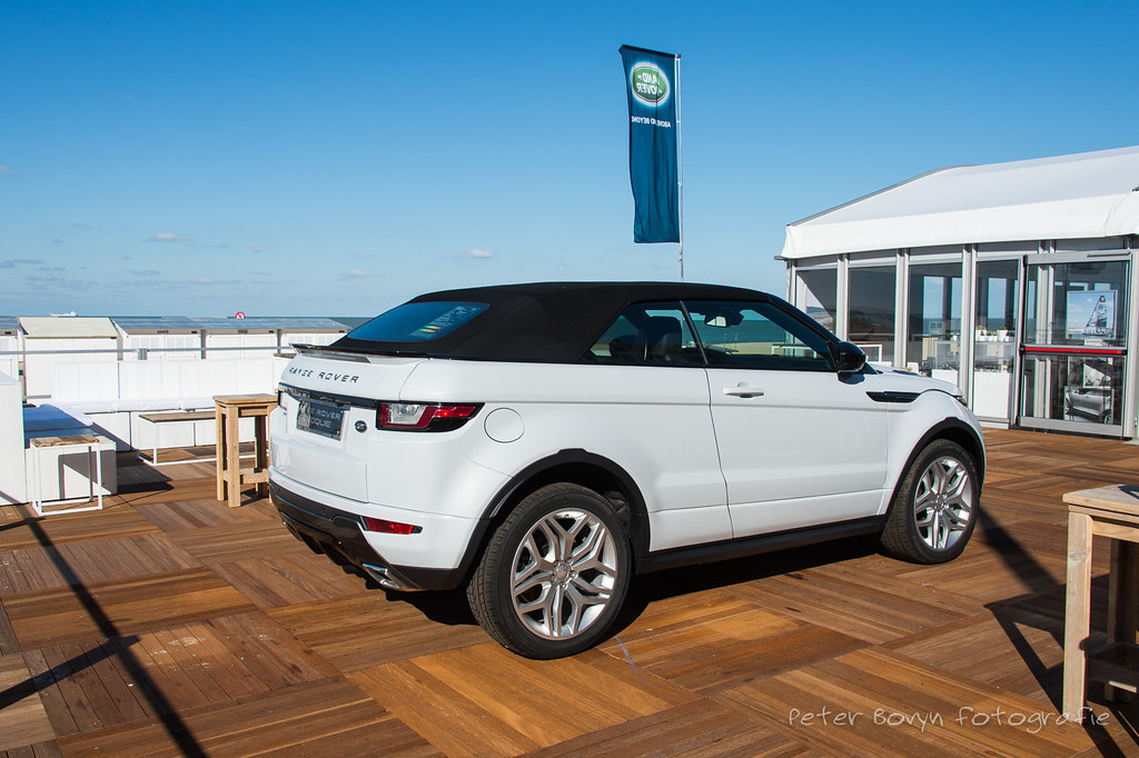 range rover evoque cabriolet zoute grand prix 2016 knokke flickr. Black Bedroom Furniture Sets. Home Design Ideas