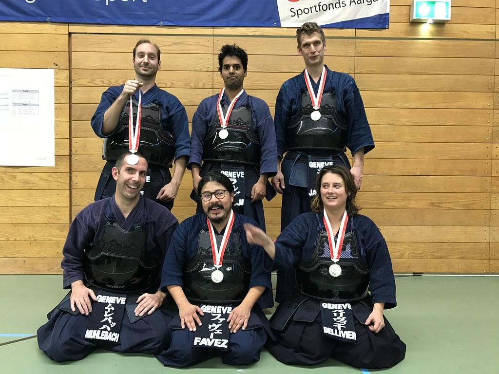 L'équipe du SDK deuxième