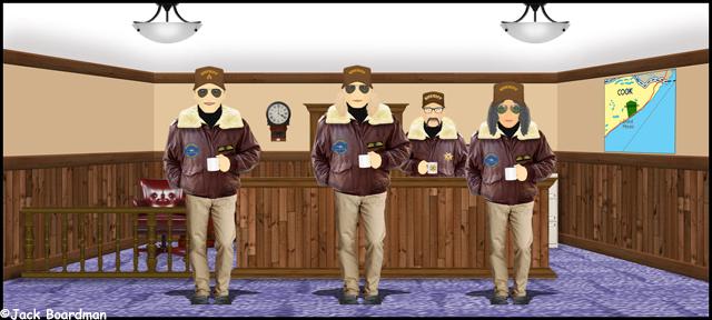 Sheriff's Rescue Office ©Jack Boardman