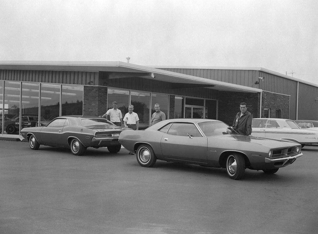Alton Blakley Ford >> Alton Blakley Ford | Car Dealers - 1970 Models: Alton Blakle… | Flickr