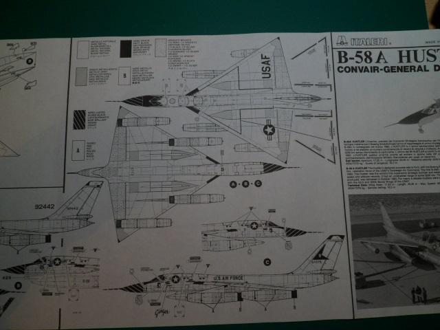 Ouvre-boîte Convair B-58 Hustler [Italeri 1/72] 21559013291_9a64c6a567_o