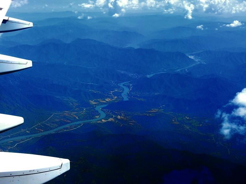 Мьянма, самолеты