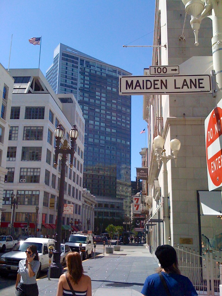 (Iron) Maiden Lane