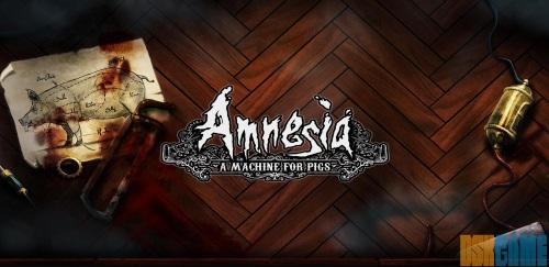 Amnesia: A Machine for Pigs home