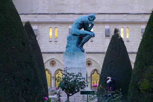 Visite du Musée Rodin, Paris