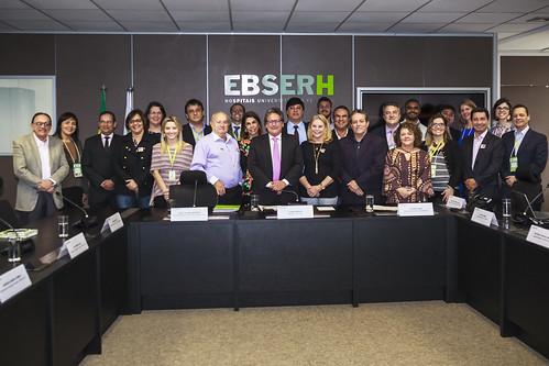 29 e 30/09/2016 - 1º Simpósio de Transplantes da Rede Ebserh.