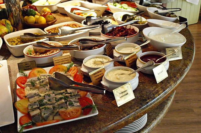 Extensive choice, Hotel Buffet,Hotel Botanico, Puerto de la Cruz, Tenerife