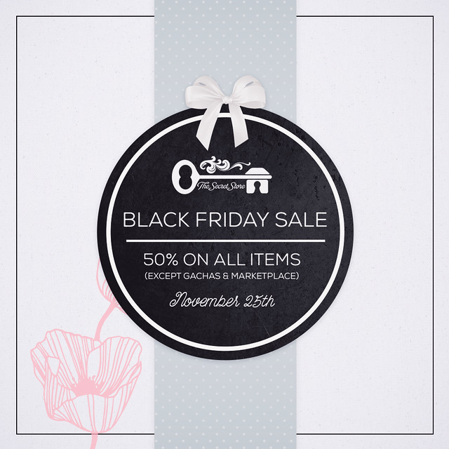Black Friday Sale @ The Mainstore