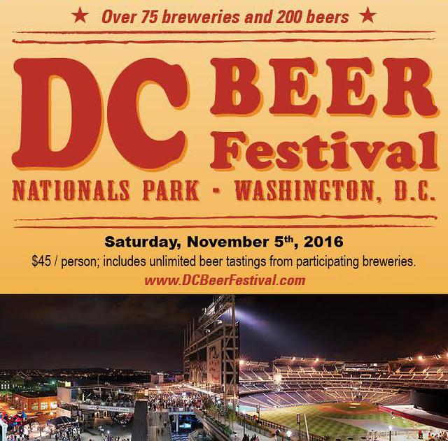 DC Beer Festival 2016