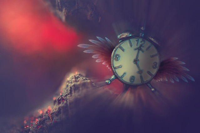The mystery of time