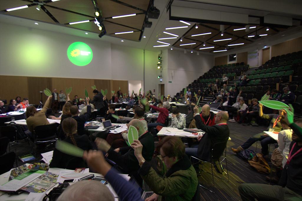 Δηλώσεις Ευρωπαίων Πρασίνων για το ελληνικό χρέος, από το ετήσιο Συνέδριο του ΕΠΚ στην Γλασκώβη