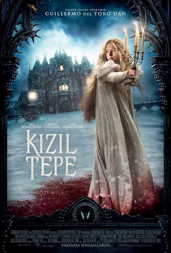 Kızıl Tepe - Crimson Peak (2015)