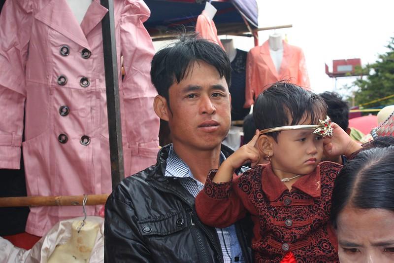 Мьянма, люди Инле