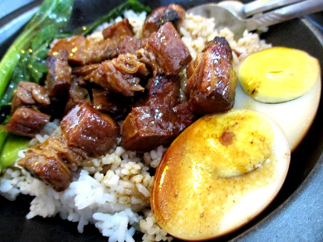 Joystar Garden stewed pork rice 2