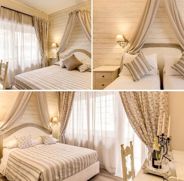 Casa Tua Vaticano, probablemente los mejores hoteles baratos donde dormir en Roma con increíble decoración