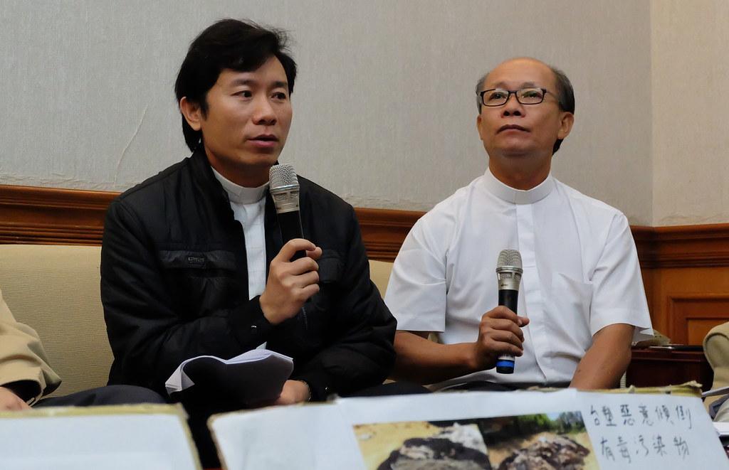 20161206 越南台塑污染立院記者會