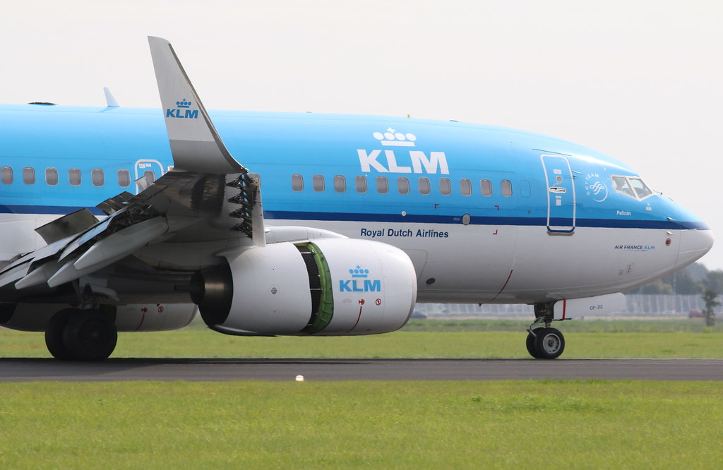 marketing report on klm royal dutch
