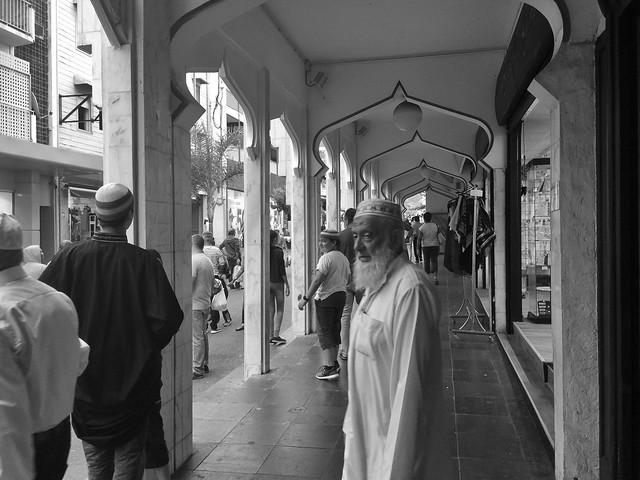 Musulmán en Isla Reunión