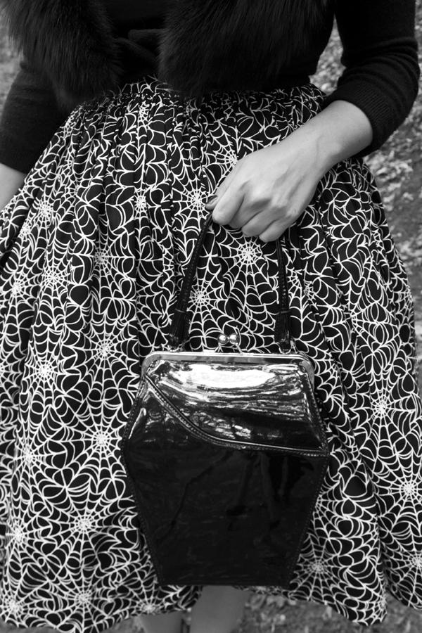 coffin purse tatyana