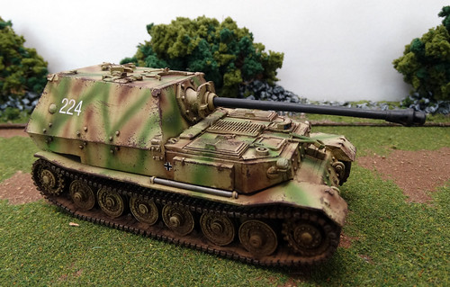 Bolt Action - German Tanks & Vehicles
