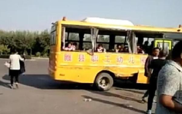 Sui published false news on school bus accident: the two newspapers were ordered to reform, accountability