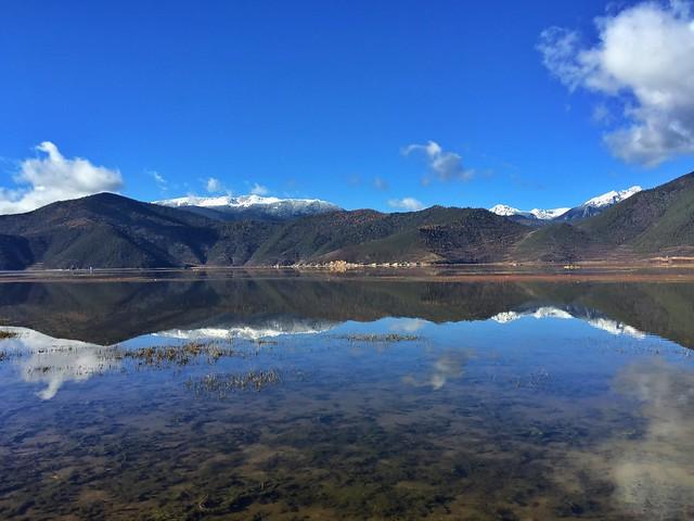 Napa Lake (Shangri-La, Yunnan)